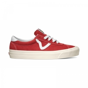 UA STYLE 73 DX RED