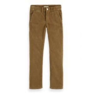 RELAXED SLIM FIT CHINO logo