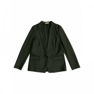 SHAWL COLLAR BLAZER ARMY