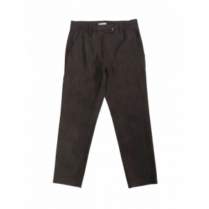RELAXED PANT COAL