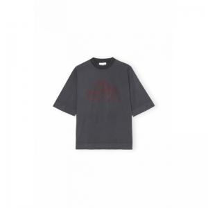 T-shirt, Rose Dark logo