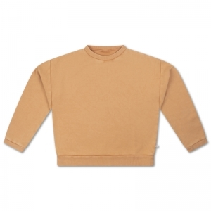 12. crewneck sweater logo