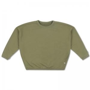 9. boxy sweater logo