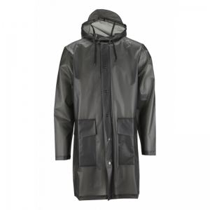 Transparent Hooded Coat logo