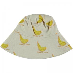 Hat fleece banana siesta  logo